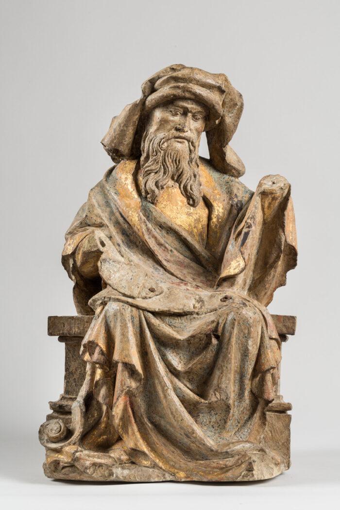 Les huits prophètes, 1401-1402 © V.Everart 2015