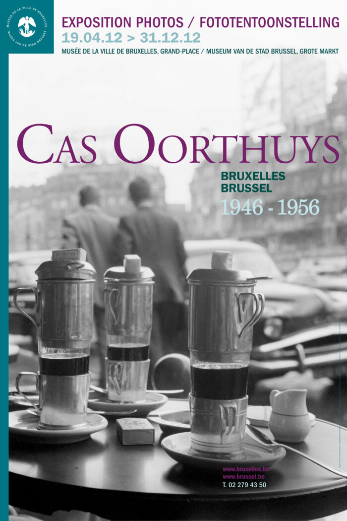 Poster - Case Oorthuys