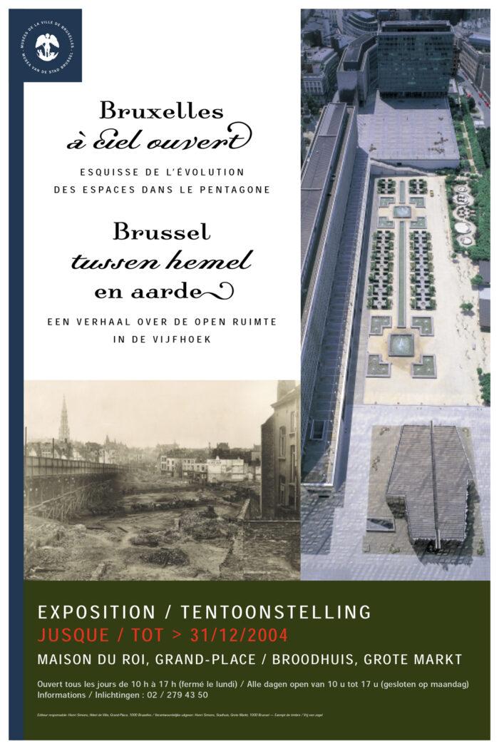 Open-air Brussels