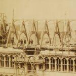 La Maison du Roi vers 1883 ©Musées de la Ville de Bruxelles