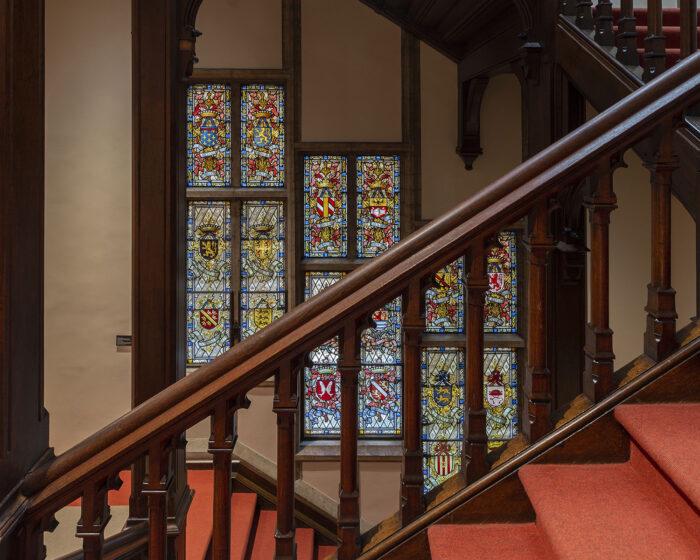 Escalier_Musée de la Ville de Bruxelles © A.Anoni