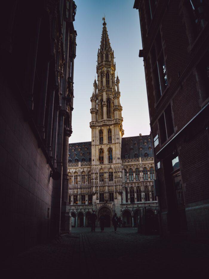 Hôtel de Ville © F.Paulussen
