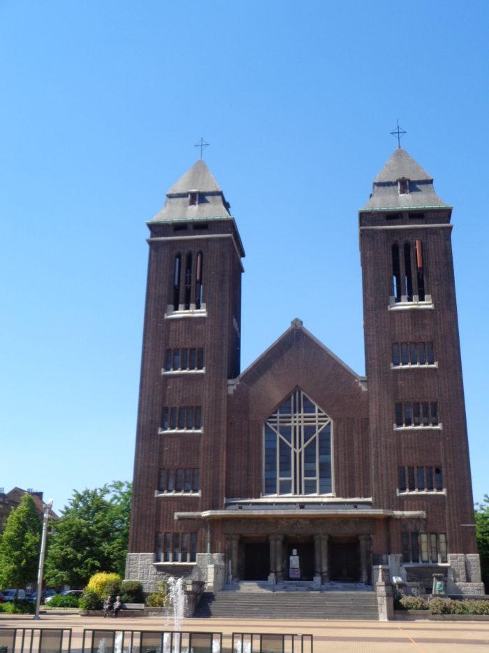 L'église Saints-Pierre-et-Paul © E. Matagne
