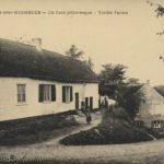 Vieille ferme à Neder-Over-Heembeek, 1920-1925 © Archives de la Ville de Bruxelles, Collection iconographique W-5561